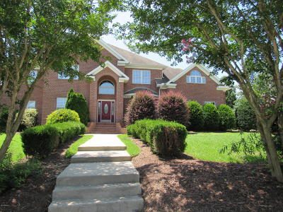 Greenville Single Family Home For Sale: 304 Campden Way