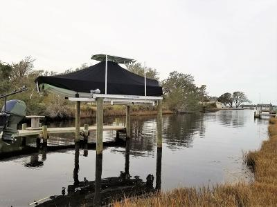 Carteret County Residential Lots & Land For Sale: 331 Cedar Point Boulevard