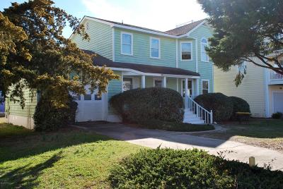 Holden Beach Single Family Home For Sale: 142 Carolina Avenue