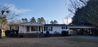 Greenville Manufactured Home For Sale: 1552 Worthington Road
