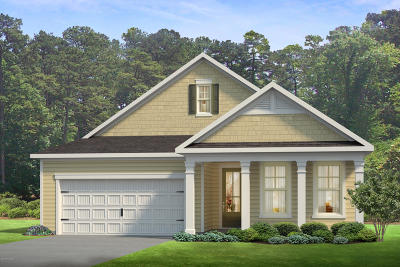 Carolina Shores Single Family Home For Sale: 505 Creek Harbor Way #Lot 1751
