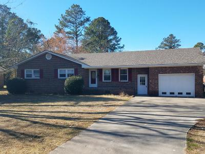 New Bern Single Family Home For Sale: 1503 Simmons Street