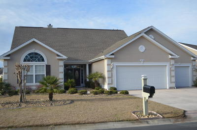 Carolina Shores Single Family Home For Sale: 876 Corn Planters Circle