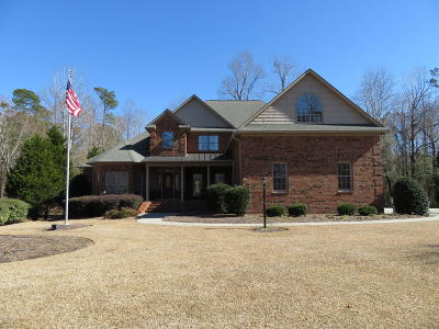 New Bern NC Single Family Home For Sale: $445,900