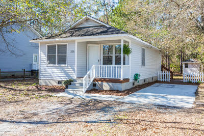 Wilmington Single Family Home For Sale: 206 Charter Drive