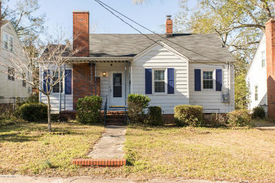 Wilmington Single Family Home For Sale: 1936 Monroe Street