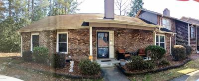 Greenville NC Condo/Townhouse For Sale: $145,900
