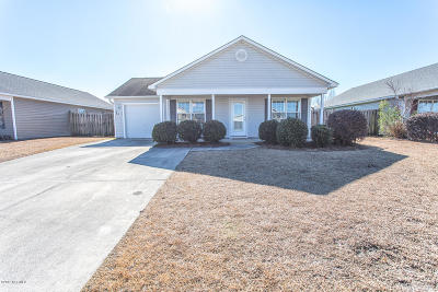 Wilmington Single Family Home For Sale: 621 Brookbend Drive