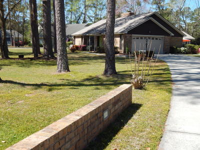Carolina Shores Single Family Home For Sale: 97 Carolina Shores Drive