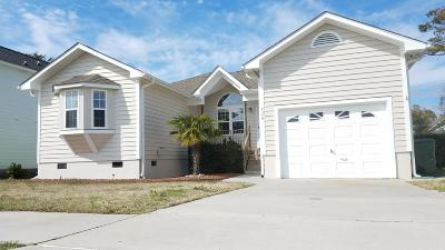Emerald Isle Single Family Home For Sale: 426 Emerald Circle