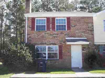 Jacksonville Rental For Rent: 322 Myrtlewood Circle