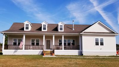 Shallotte Single Family Home For Sale: 5530 Old Shallotte Road NW