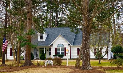 Morehead City NC Single Family Home For Sale: $359,900