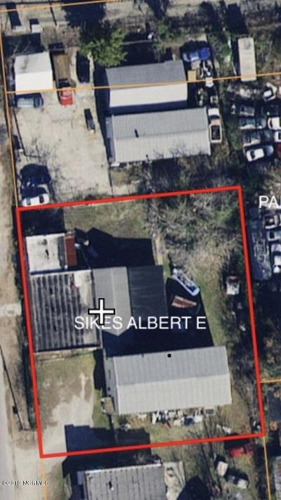 New Hanover County Commercial For Sale: 1405 S 5th Avenue