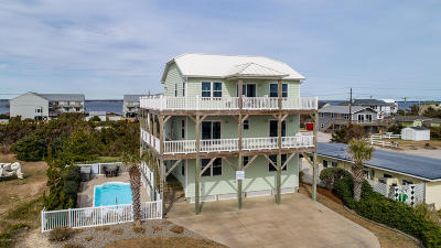 Emerald Isle NC Single Family Home For Sale: $824,900