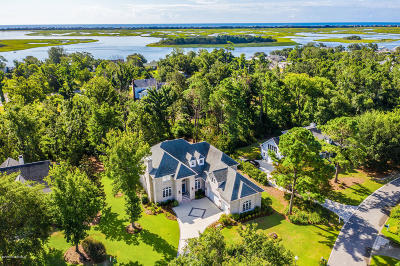 Wilmington Single Family Home For Sale: 8732 Champion Hills Drive