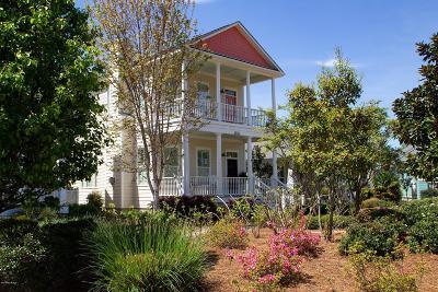 Ocean Isle Beach Single Family Home For Sale: 1628 Waterway Cove Drive SW
