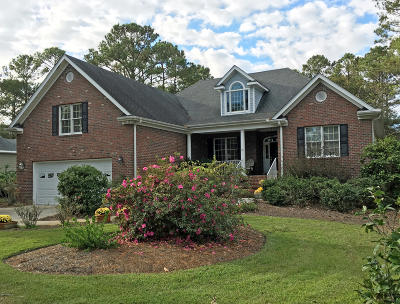 28461 Single Family Home For Sale: 3374 Beaver Creek Drive SE