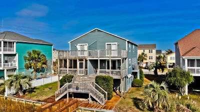 Ocean Isle Beach Condo/Townhouse For Sale: 31 Wilmington Street #A