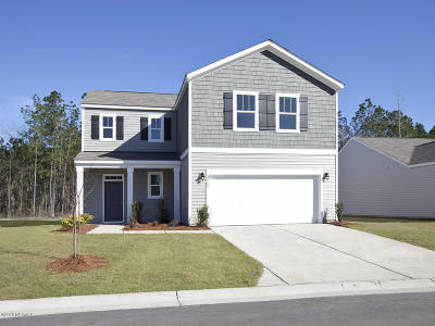 28451 Single Family Home For Sale: 9648 Woodriff Circle NE #Lot 94