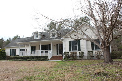 Newport Single Family Home For Sale: 167 Country Club Lane