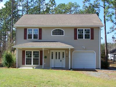 Southport Single Family Home For Sale: 2447 Lumberton Road