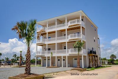 North Topsail Beach, Surf City, Topsail Beach Condo/Townhouse For Sale: 836 Villas Drive