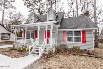 Rocky Mount Single Family Home For Sale: 1500 Treetop Lane