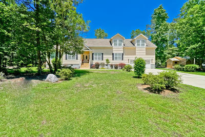 Shallotte Single Family Home For Sale: 52 Brierwood Road SW