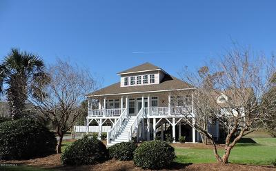 Carteret County Single Family Home For Sale: 7114 Archers Creek Drive