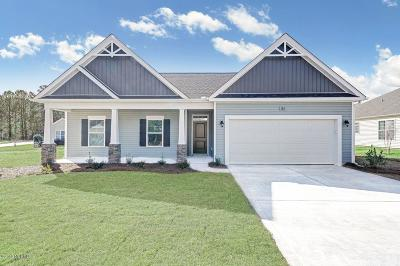 Carolina Shores Single Family Home For Sale: 184 Lighthouse Cove Loop