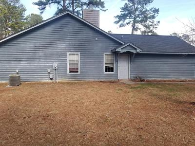 New Bern NC Condo/Townhouse For Sale: $100,000