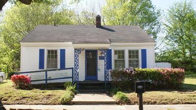 Rocky Mount Single Family Home For Sale: 520 Park Avenue
