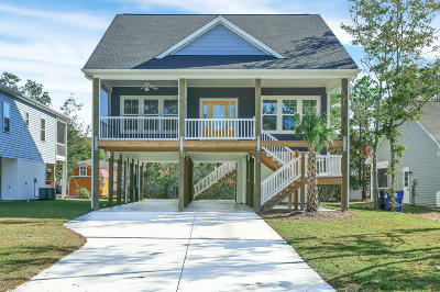 Oak Island Single Family Home For Sale: 110 NE 4th Street