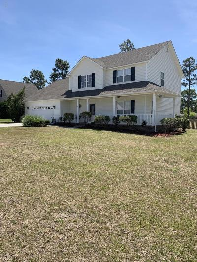 Cape Carteret Single Family Home For Sale: 136 Tifton Circle