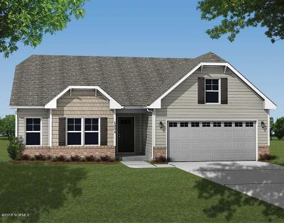 New Bern NC Single Family Home For Sale: $202,000