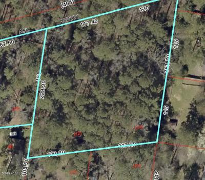 Trent Woods Residential Lots & Land For Sale: 12&14 Hawthorne Road