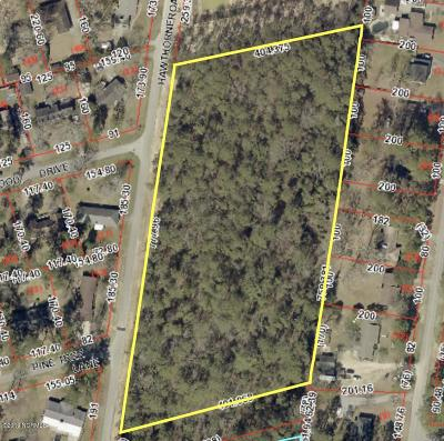 Trent Woods Residential Lots & Land For Sale: Hawthorne Road
