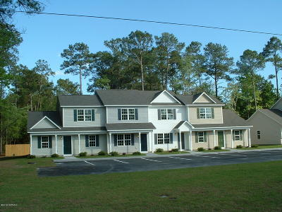 Onslow County Condo/Townhouse For Sale