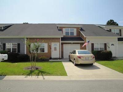 Hubert NC Condo/Townhouse For Sale: $113,900