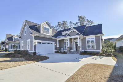 Wilmington Single Family Home For Sale: 5220 Leisure Circle