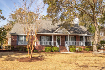 Morehead City NC Single Family Home For Sale: $355,000