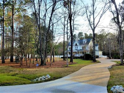 Wilmington Single Family Home For Sale: 1018 Peterson Place