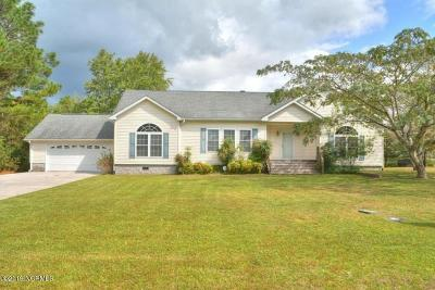 Southport Single Family Home For Sale: 60 Pine Lake Road