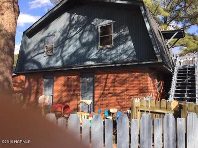 Edgecombe County Single Family Home For Sale: 1412 Old Wilson Road