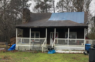 Onslow County Single Family Home Active Contingent: 354 Haws Run Road