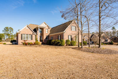 New Bern Single Family Home For Sale: 133 Teufen Road