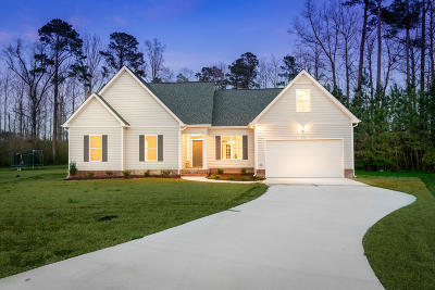 Winterville Single Family Home For Sale: 3100 Streamside Lane