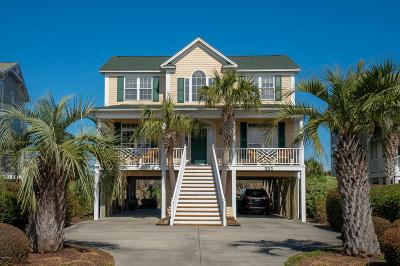 Holden Beach Island, Holden Beach Mainland Single Family Home For Sale: 332 Marker Fifty Five Drive