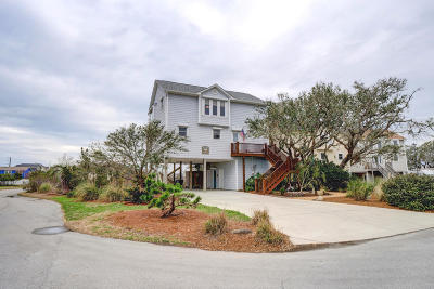 Surf City Single Family Home For Sale: 101 Twilight Court